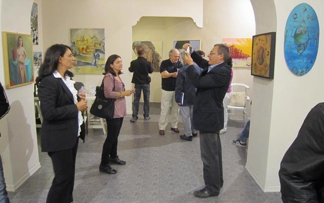 Galleria Rosso Cinabro - Palombara Sabina 2009 3