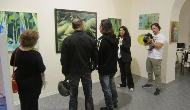 Galleria Rosso Cinabro - Palombara Sabina 2009 4