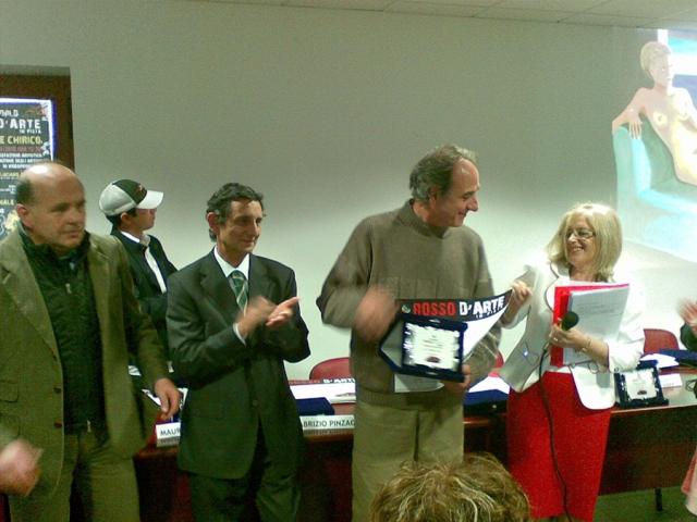 Premio De Chirico - Viterbo 2010 2