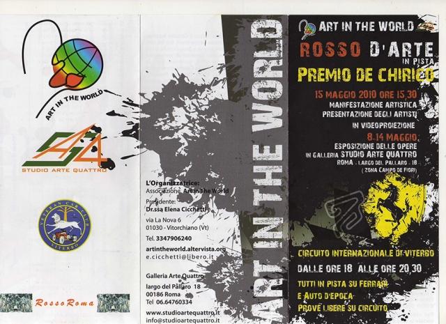 Premio De Chirico - Viterbo 2010 1