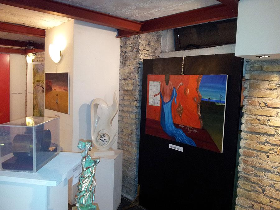 Galleria Cassiopea Roma 2012